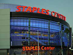 All Star Rookie Challenge Staples Center