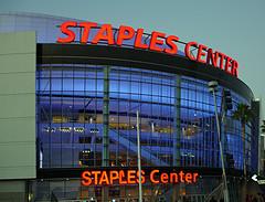 All Star Rookie Challenge Staples Center