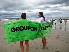 Groupon Stock Falls