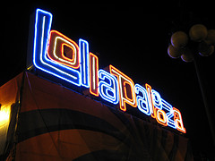 Lalapalooza 2012 Lineup